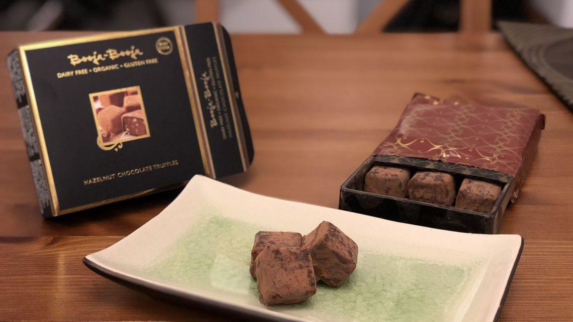 Booja-booja Chocolate Hazelnut Truffles