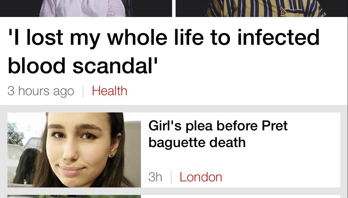 Tragic News – Sesame Allergic Reaction
