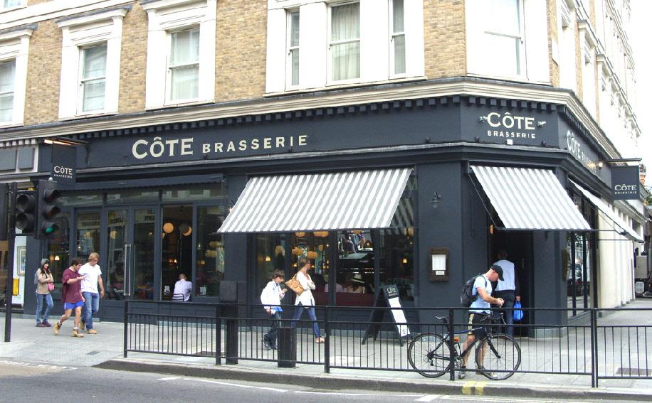 Cote Brasserie – Westbourne Grove
