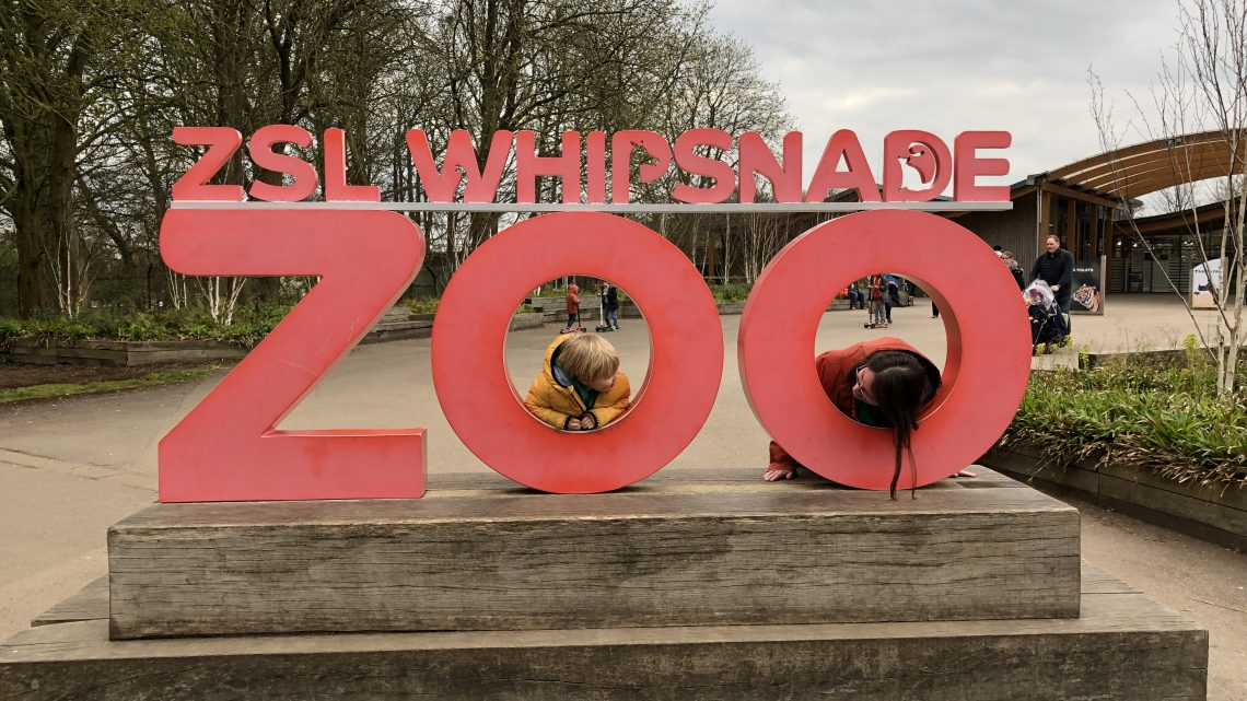 Whipsnade Zoo and River Cottage