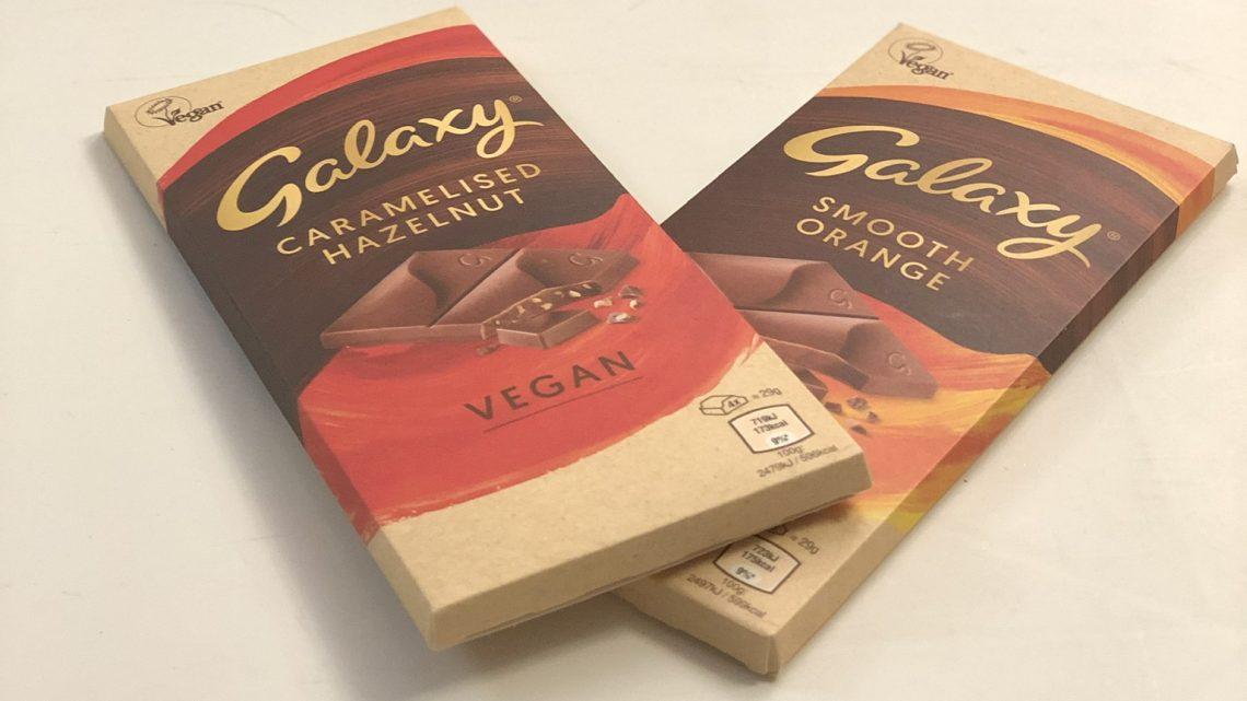 Vegan Galaxy Chocolate