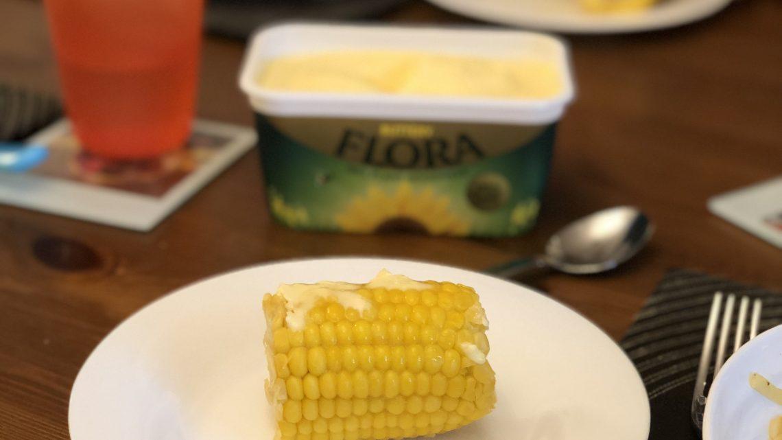 Flora spread