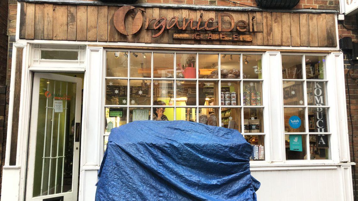 Oxford Organic Deli Cafe