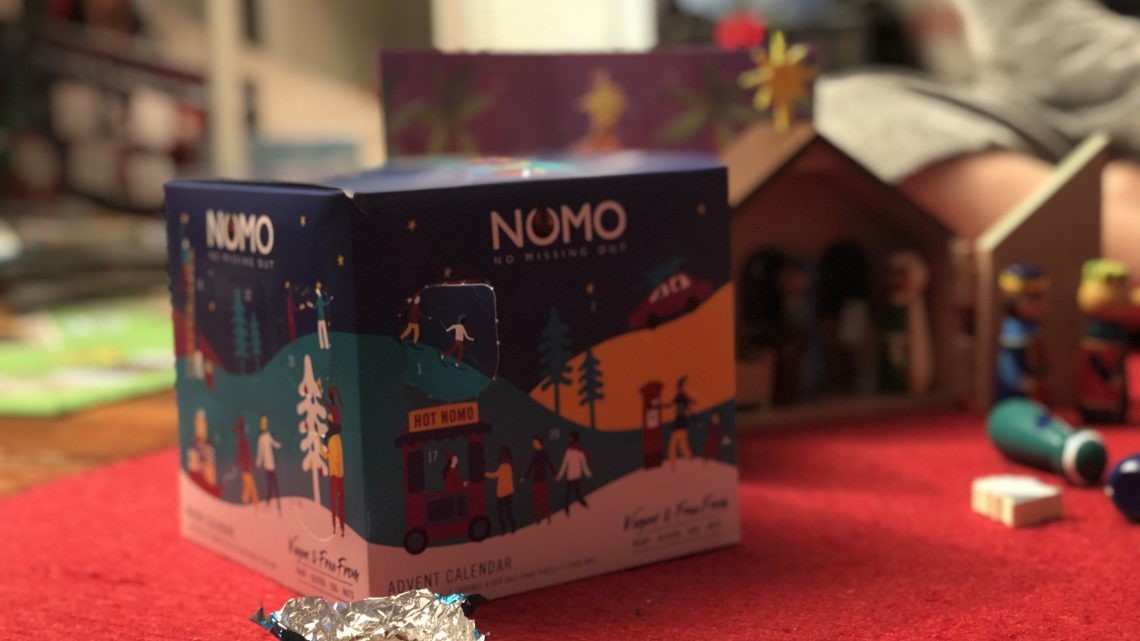 NOMO – No Missing Out on Christmas